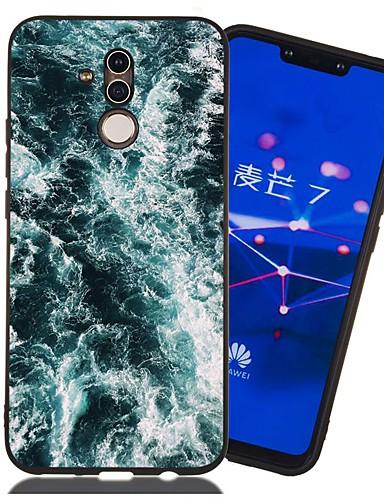 Huawei onur için kılıf 9 lite / onur 8a desen / buzlu / darbeye dayanıklı arka kapak manzara arkadaşı için yumuşak tpu 10 lite / arkadaşı 20 lite / arkadaşı 20 pro / onur 10 / onur 10 lite / onur 6a