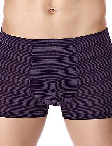 voordelige Herenondergoed & Zwemkleding-Print Slip Heren Medium Taille