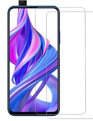HuaweiScreen ProtectorHuawei P30 9H Sertlik Ön Ekran Koruyucu 2 adets Temperli Cam