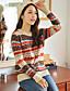ieftine Bluze Damă-HYS femei geometrică model de pulover