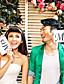 billige Bryllupsdekorationer-Bryllupsfest Træ Blandet Materiale Bryllup Dekorationer Klassisk Tema Alle årstider