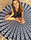 olcso Strandtörülköző-Virágmintás Pánt nélküli Női Strandruha Sifon