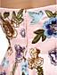 abordables Vestidos de Noche-Corte en A Escote Corazón Hasta el Suelo Raso / Satén Estilo de Celebridad Fiesta de baile / Evento Formal Vestido con Bordados por TS Couture®