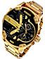 Herrn Paar Kleideruhr Modeuhr Armbanduhr Armband-Uhr Einzigartige kreative Uhr Armbanduhren für den Alltag Sportuhr Militäruhr Quartz