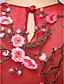 billige Aftenkjoler-Havfrue Besmykket Gulvlang Jersey Formell kveld Kjole med Appliqué av TS Couture®