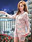 preiswerte Damen Schlafanzüge-Damen Pyjama