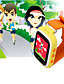 billige Barneklokker-Barn Moteklokke Armbåndsur Smartklokke Digital Gummi Band Blå Oransje Rosa