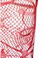 tanie Modna bielizna-Damskie Rozmiar plus Seksowny Koszulka na ramiączkach Bielizna nocna - Siateczka, Jendolity kolor / Ramiączka