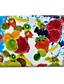 זול אביזרים ל-MacBook-קריקטורה pvc קשה לכסות פגז עבור macbook Pro האוויר במקרה טלפון הרשתית 11/12/13/15 (a1278-a1989)
