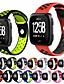 זול להקות Smartwatch-צפו בנד ל Fitbit Versa פיטביט רצועת ספורט סיליקוןריצה רצועת יד לספורט