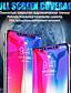 Недорогие Защитные плёнки для экрана iPhone-Защитная плёнка для экрана для Apple TPG Hydrogel Защитная пленка для экрана Взрывозащищенный