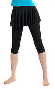 Pantalones y Faldas Mujer Poliéster Cintura Media