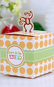 Feest / Uitgaan / Babyshower Materiaal Kaart Papier Bruiloftsdecoraties Vakantie Lente, Herfst, Winter, Zomer