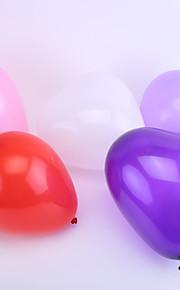 Jul / Halloween / Bursdag / Graduation / Utdrikningslag / Skoleball / Valentinsdag / Baby Fest Gummi Bryllupsdekorasjoner Klassisk Tema