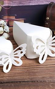 Pyramide Créatif Papier durci Titulaire de Faveur avec Motif Boîtes à cadeaux