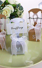 Creative Card Paper Favor Holder with Favor Boxes - 36