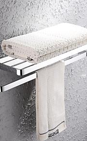 욕실 선반 고품질 콘템포라리 놋쇠 1개 - 호텔 목욕 더블