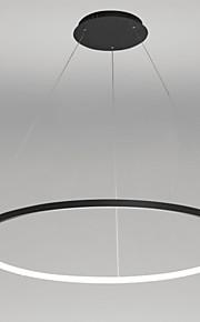 Ecolight™ 원형 펜던트 조명 엠비언트 라이트 Painted Finishes 금속 아크릴 LED 110-120V / 220-240V 웜 화이트 / 화이트 LED 광원 포함 / 집적 LED