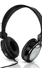 Kubite T-420 Op het oor Hoofdband Bekabeld Hoofdtelefoons Muovi Mobiele telefoon koptelefoon Met volumeregeling met microfoon