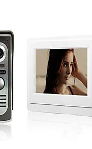 800 x 480 92° CMOS campanello sistema Con fili Fotografato / Multifamiliare campanello video
