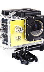 SJ4000 Action Kamera / Sportskamera 20mp 4608 x 3456Pixel Justerbar / Vidvinkel / Trådløs 30fps Nej ± 2 EV Nej CMOS 32GB H.264 Timelapse
