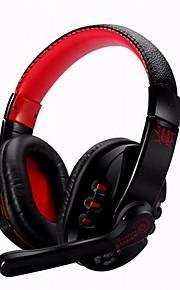 OVLENG V8-1 Draadloos Hoofdtelefoons Dynamisch Muovi Gaming koptelefoon Met volumeregeling met microfoon Geluidsisolerende koptelefoon