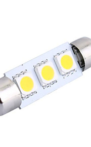 Coche Bombillas 0.6W W SMD LED lm Luces interiores
