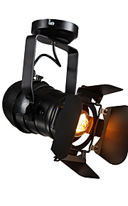 OYLYW Spot Light Downlight - Mini Style Adjustable, Rustic / Lodge Vintage Retro, 110-120V 220-240V Bulb Not Included