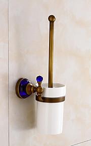Toalett Børster & Holdere Høy kvalitet Høy kvalitet Metall 1 stk - Hotell bad