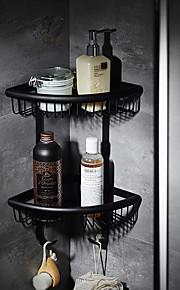 Badeværelseshylde Høj kvalitet Moderne Metal 1 stk - Hotel bad Vægmonteret
