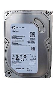 Seagate® Hard Diske ST1000VX001 1TB Desktop Internal Hard 5900 RPM SATA 64MB Cache 3.5-inch HDD for Sikkerhed Systemer 18*13cm 0.4kg