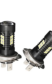 2pcs Elpærer 21W W SMD 3030 lm 21 Hovedlygte ForToyota Camry Universal