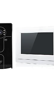 """XSL-V70F Con filo 7"""" Sistema Hands-Free 800*480 One to One video citofono"""