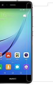 Proteggi Schermo Huawei per P10 Lite Vetro temperato 1 pezzo Proteggi-schermo frontale Estremità angolare a 2,5D Durezza 9H Alta
