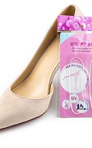 1 Pair Wearable Insole & Inserts Gel Heel Men's Women's White