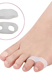 1 Pair Orthotic Insole & Inserts Gel Forefoot Unisex White