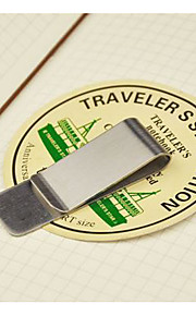 Non-personalized Stainless Steel Money Clips & Holder Groom Groomsman Friends Wear to work Daily Wear