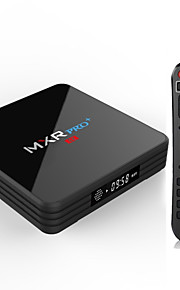 MXR PRO PLUS 4G+32G Android 7.1 TV Box RK3328 Quad-Core 64bit Cortex-A53 4GB RAM 32GB ROM Octa-core