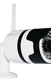 Ithink Z3 1.0 MP Buiten with Dag Nacht 64(Bewegingsdetectie Dubbele stream Externe toegang Waterbestendig IR-cut) IP Camera
