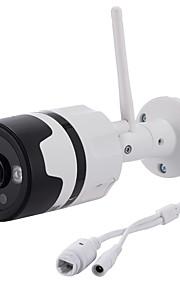 WANSCAM 2mp IP Camera Buiten with Vaste brandpuntsafstand 64GB