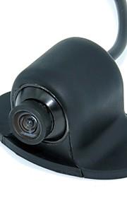 INFOS 1 Ingen Screen (output ved APP) N/A 420TVL CCD Ledning 0pcs 360° 620inch Bagende Kamera LED-indikator for Bil Driven Kilometerstand