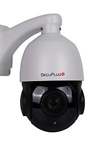 SecuPlug+ SP-HD54F-DM550AP 5.0 MP IP Camera Buiten with Zoom 0GB