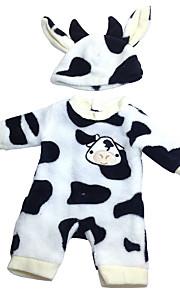 84deef9c83c Αξεσουάρ κούκλας Κούκλες σαν αληθινές Αναγεννημένη κούκλα για μικρά παιδιά  Cow Μωρά Αγόρια Μωρά Κορίτσια Χαριτωμένο