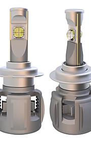 OTOLAMPARA 2pcs H9 / H7 / H11 차 전구 120 W 고성능 LED 15600 lm 2 LED 헤드램프 제품 Volkswagen / Mercedes-Benz / Kia X3 / S40 / Touareg 모든 년도