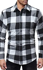 メンズシャツ - グラフィックシャツカラー