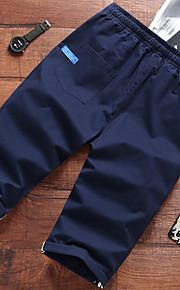בגדי ריקוד גברים בסיסי צ'ינו מכנסיים דפוס