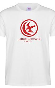 Ανδρικά T-shirt Γραφική Ρουμπίνι XL