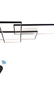 UMEI™ 리니어 벽 빛 / 플레시 마운트 라이트 엠비언트 라이트 Painted Finishes 알루미늄 원격 제어로 조광 가능 85-265V 화이트 / 따뜻한 화이트 + 화이트 / Wi-Fi 스마트