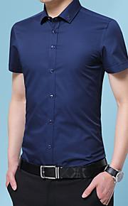 Hombre Camisa Gráfico Rosa XXXL