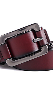 Unisex Pracovní / Základní / Volné kudrliny Skinny pásek - Jednobarevné / Barevné bloky / Retro